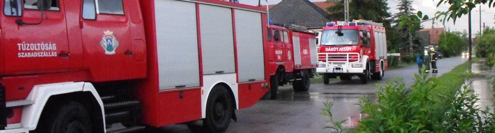 Mozgalmas évet zártak a szabadszállási tűzoltók