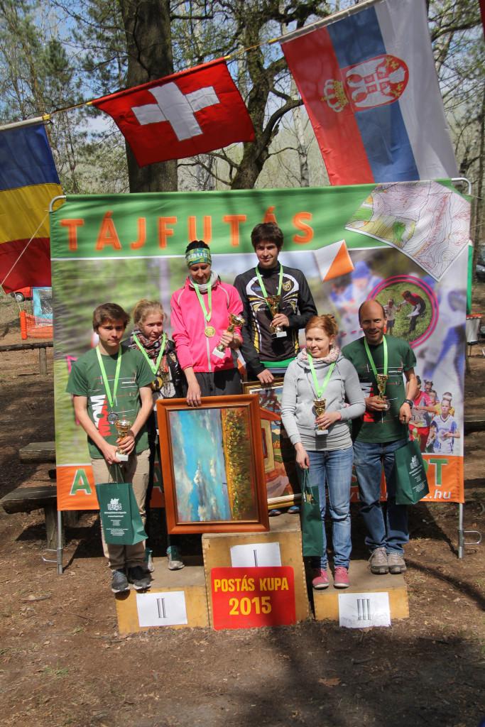 Nemzetközi tájfutóverseny Szabadszállás határában
