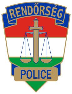 Insignia_Hungary_Police