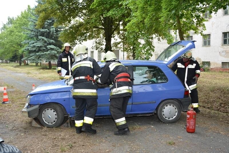 Kétszer vonultak a hétvégén tűzoltóink