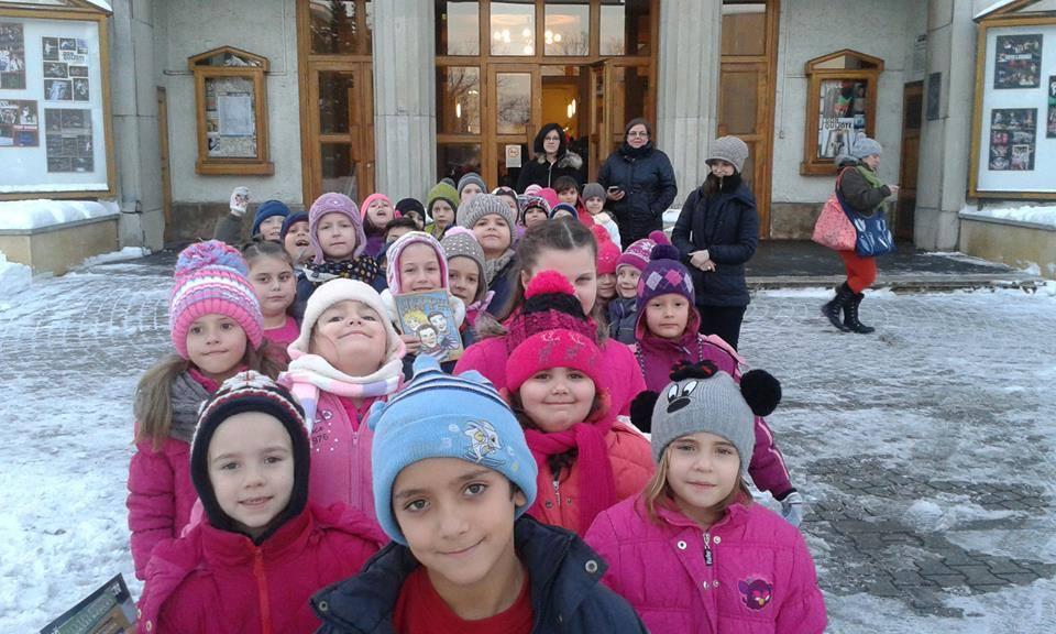 Színházlátogatás Dunaújvárosban