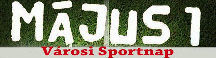 Sporttal ünneplik május 1-jét Szabadszálláson
