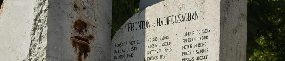 A magyar hősök emléke előtt tisztelegtek