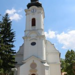 Szabadszállási Református Egyházközség temploma kívülrõl