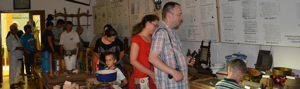 Csepel platón utaztak a szabadszállásiak a múzeumok éjszakáján
