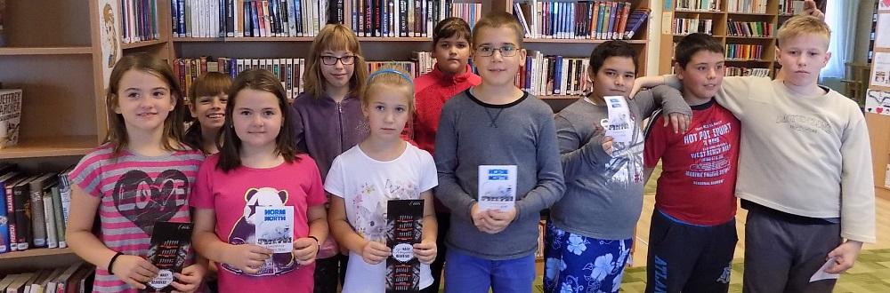 Országos könyvtári napok Szabadszálláson