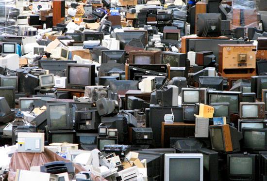 Ingyenes lakossági elektronikai hulladékgyűjtés