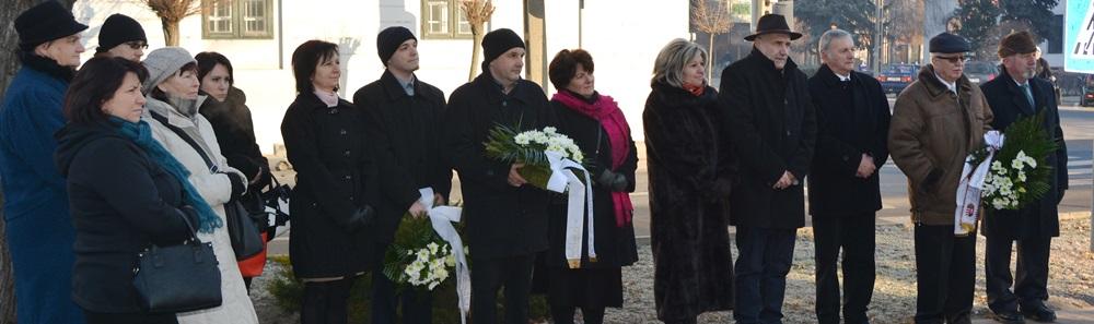 Petőfi Sándorra emlékezett Szabadszállás