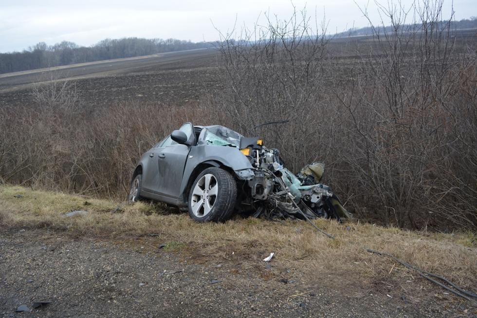 Halálos baleset az 52-es számú főúton