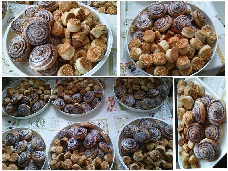 Ajándék péksütemények az óvodának
