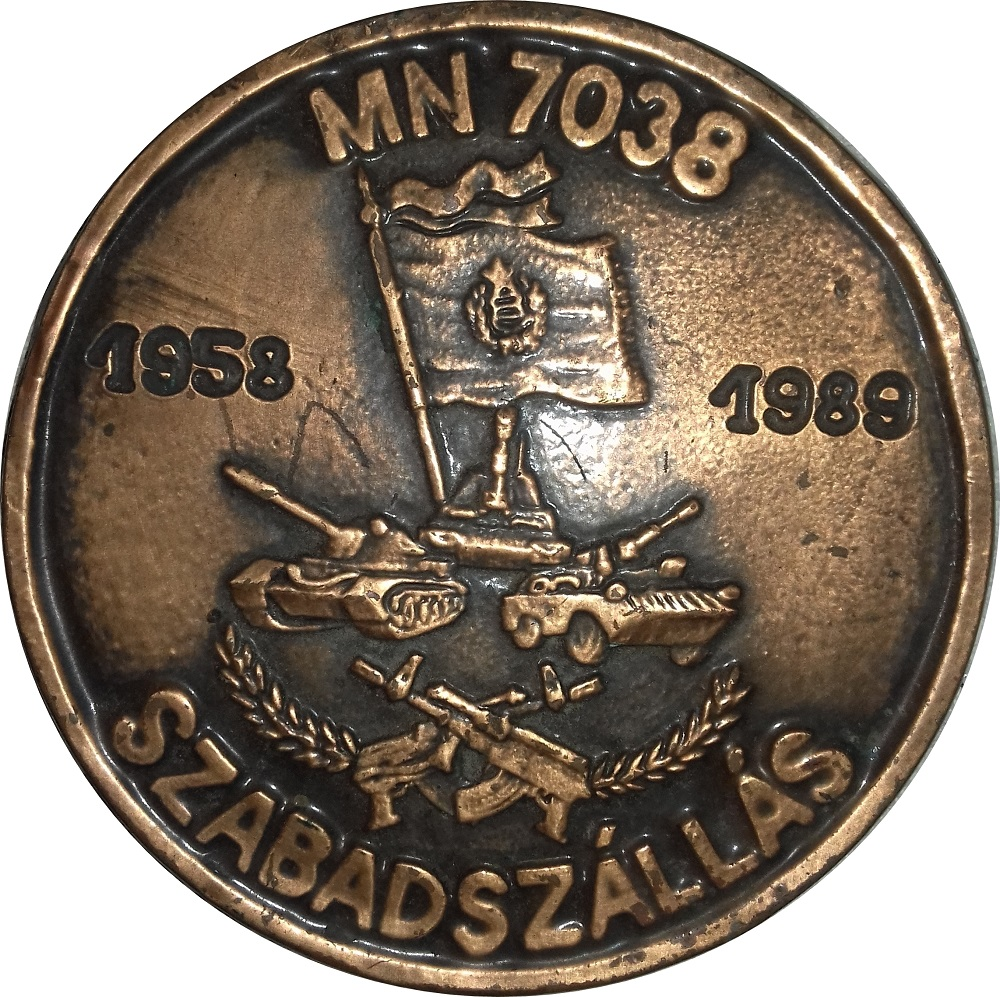 Hatvan éve alakult az MN 7038