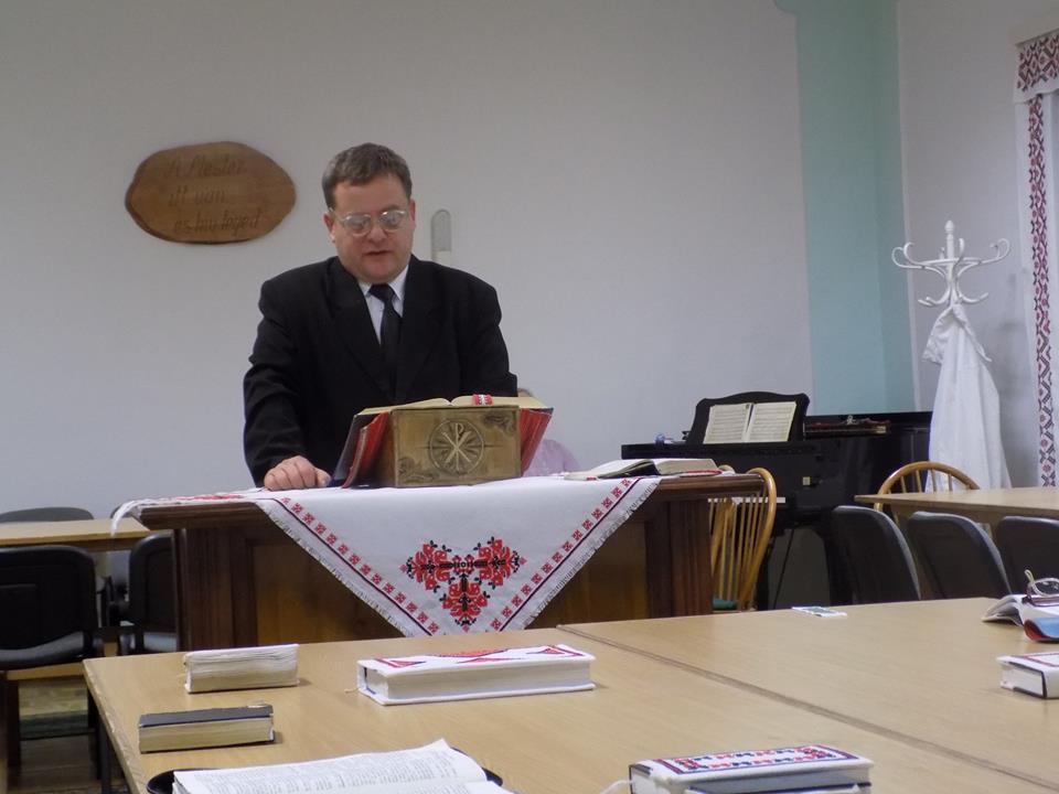 Evangélizáció a református gyülekezetben