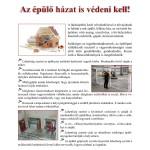 Az épülő házat is védeni kell -ELBIR