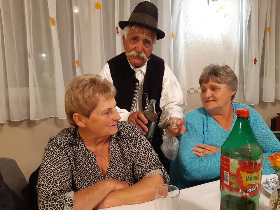 Az időseket ünnepelték