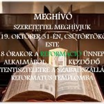 Reformációnapja