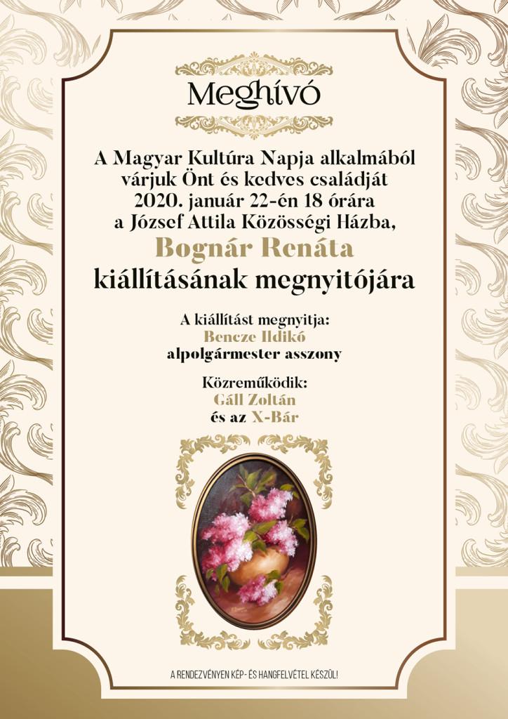 A Magyar Kultúra Napjára