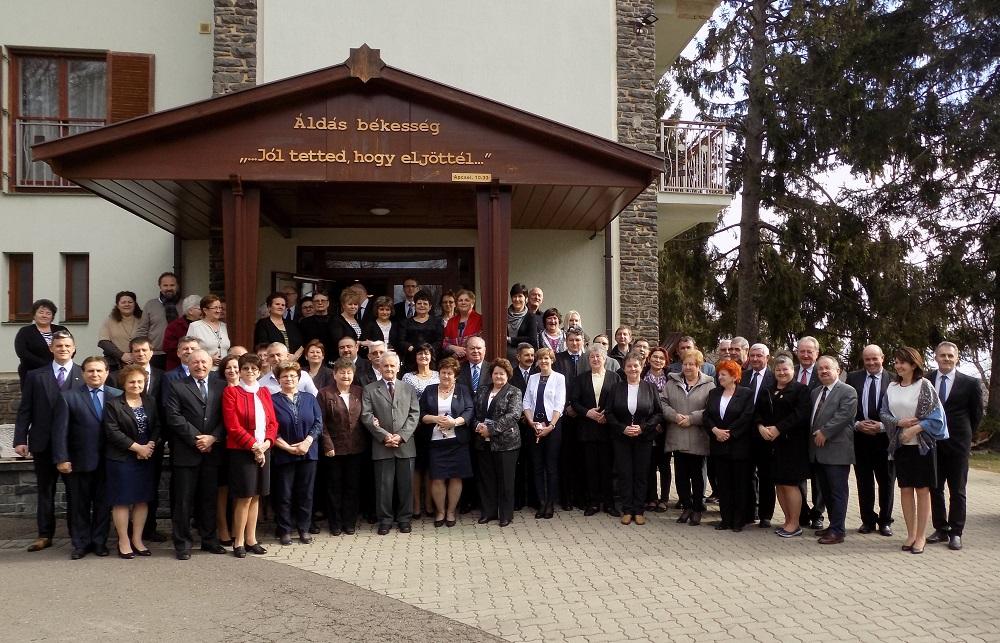 Gondnoki konferencia Mátraházán