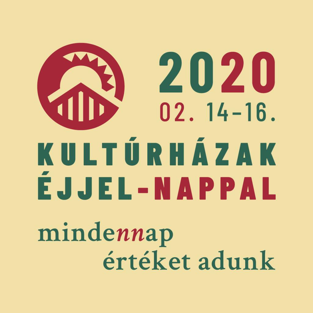 Kultúrházak éjjel-nappal 2020