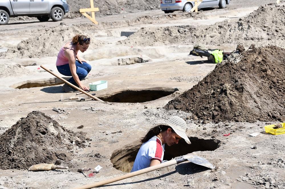 Avar kori leleteket rejtett a föld mélye
